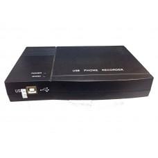 電話錄音盒USB介面(4路)