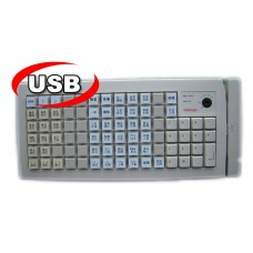 可程式化收銀鍵盤(84key) USB界面